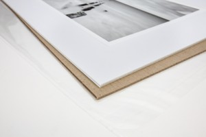 Giclee photography printing and mounting