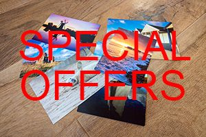 Printing and Framing Special Offers