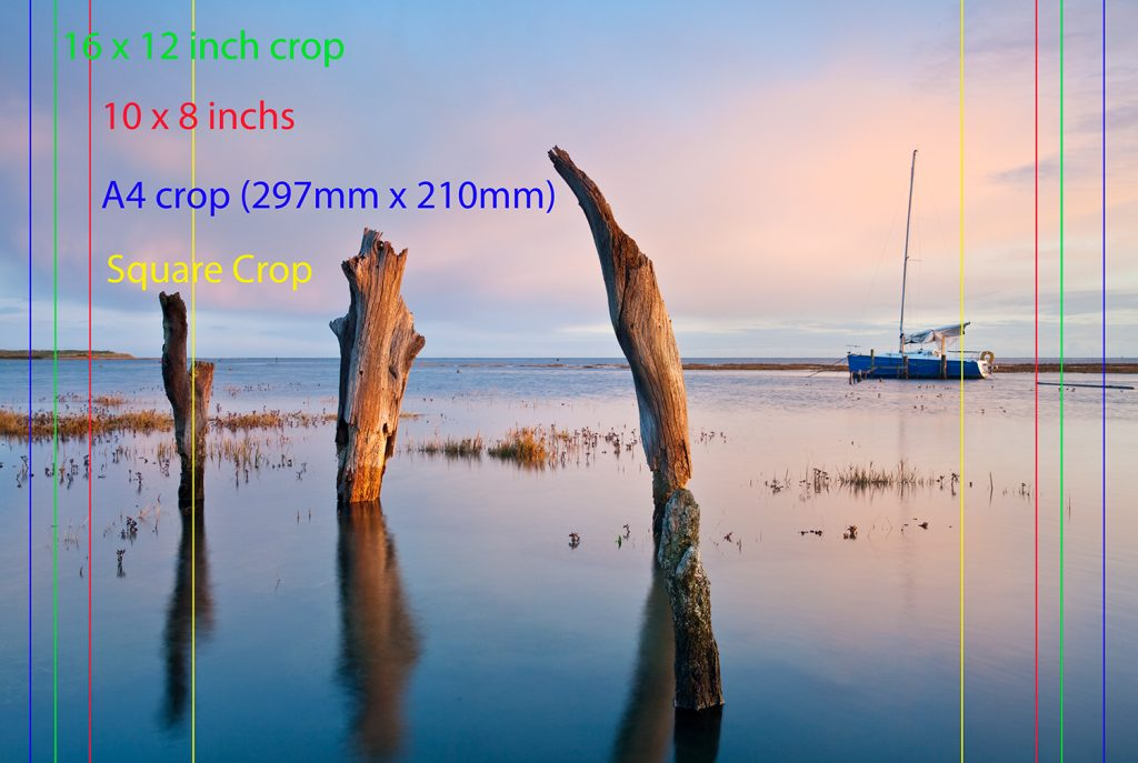Aspect Ratio Print Guide
